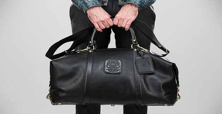کیف و کفش چرم مردونه
