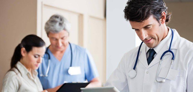 بیمار و پزشک