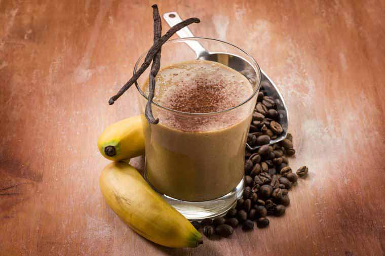 اسموتی پروتئین قهوه