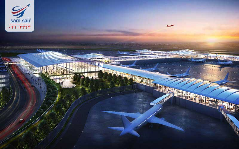 فرودگاه ها چیجوری کار می کنن