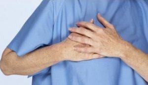 علت درد قفسه سینه در سمت راست