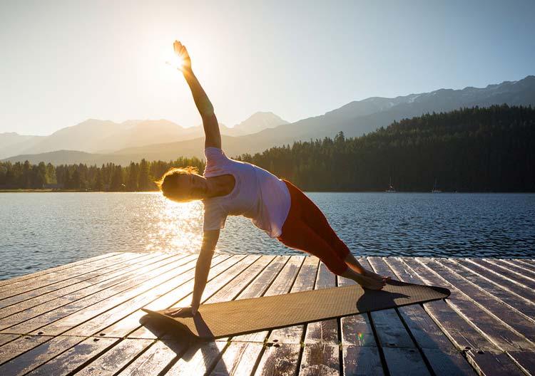 مزایای یوگا برای رفع التهاب