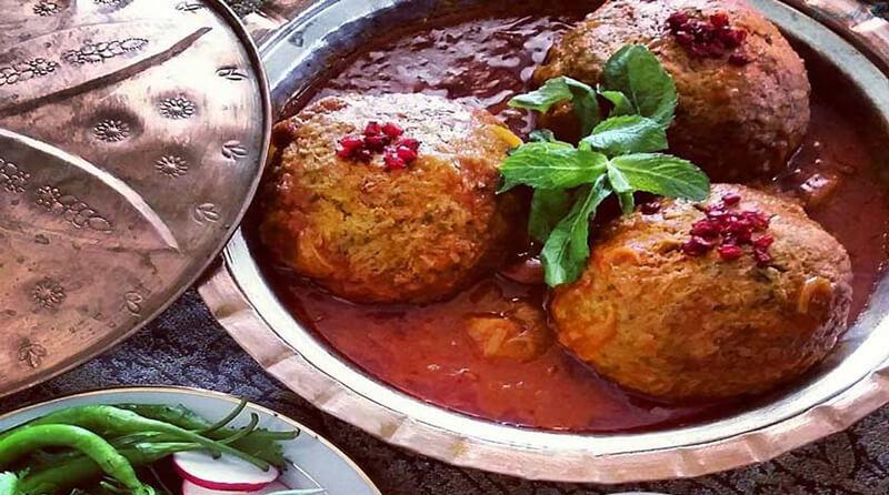 کلاس آموزش آشپزی در تهران