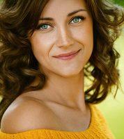 رنگ موی مناسب برای چشم های سبز