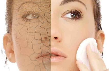 آرایش برای پوست خشک