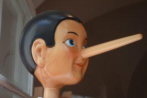 دروغ گفتن در خواب چه تعبیری دارد