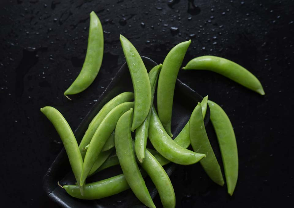 سبزی با رشد سریع,نخود فرنگی