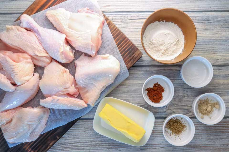طرز تهیه مرغ پخته شده خوشمزه در فر