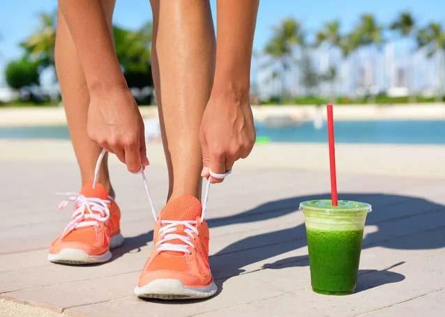 انتخاب کفش مناسب و شروع پیاده روی