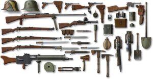 دیدن سلاح در خواب چه تعبیری دارد