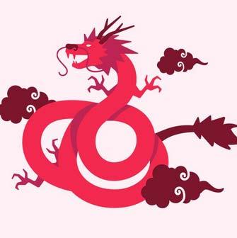 فال چینی ازدواج,طالع بینی چینی اژدها