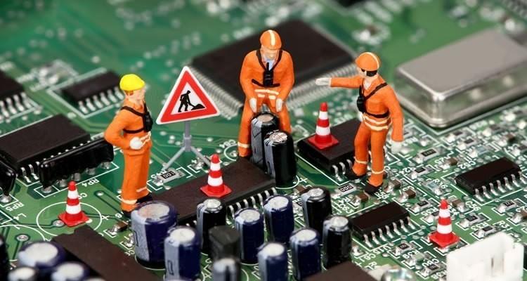 مراحل تعمیر بردهای الکترونیکی را بشناسید