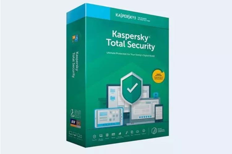 بهترین آنتی ویروس Kaspersky Total Security