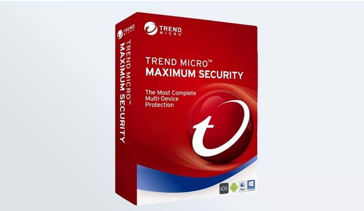 برترین آنتی ویروس چیست Trend Micro Maximum Security
