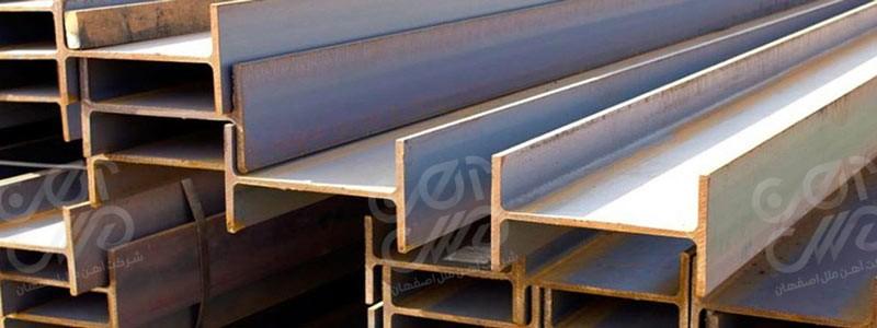 انواع تیرآهن و کاربردهای آن