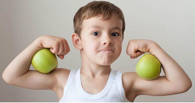 استفاده از مکملها برای تقویت سیستم ایمنی بدن کودکان