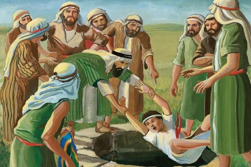 حضرت یوسف و چاه