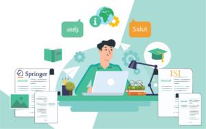 خدمات ترجمه مقاله دانشجویی در پلتفرم جامع ترجمیک