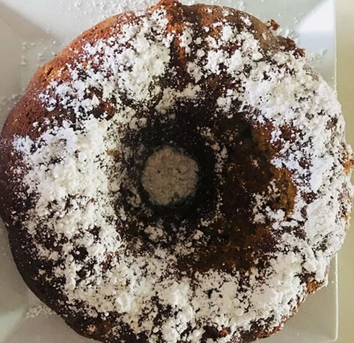 طرز تهیه کیک کدو تنبل خوشمزه