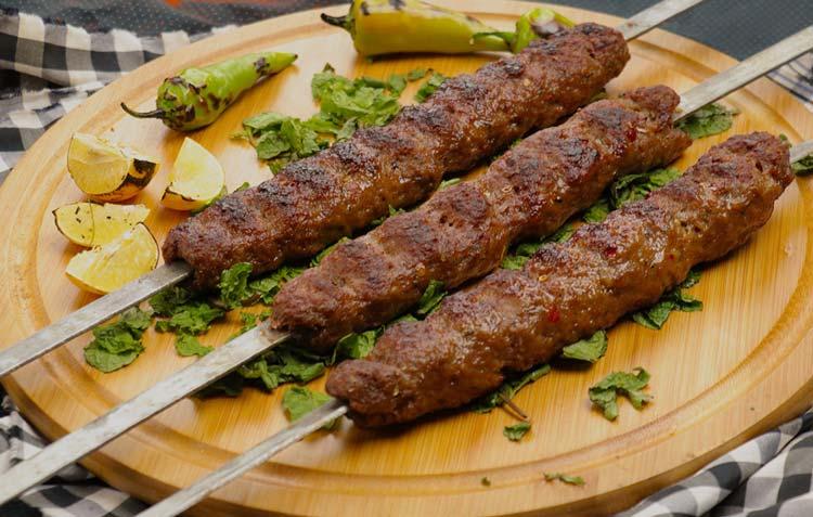 دستور پخت کباب ترکی