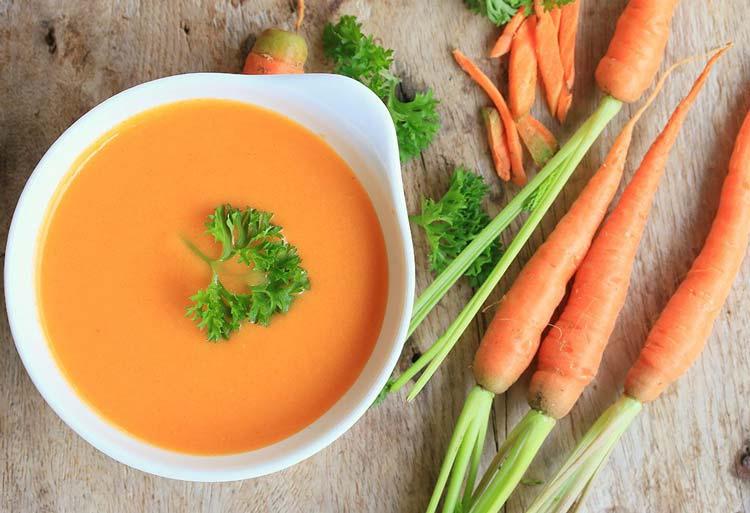طرز تهیه سوپ ران مرغ