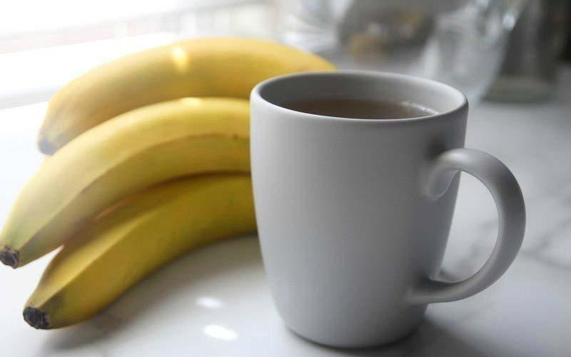 طرز تهیه چای موز