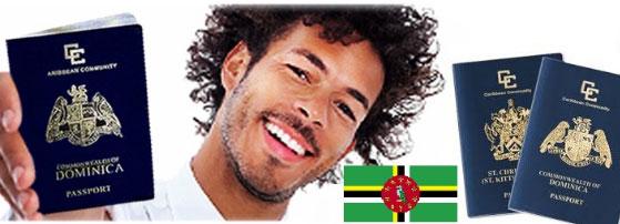 اخذ پاسپورت دومینیکا و روش های آن