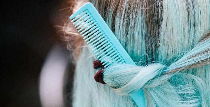 چگونه رنگ مو فانتزی خود را تثبیت کنیم؟