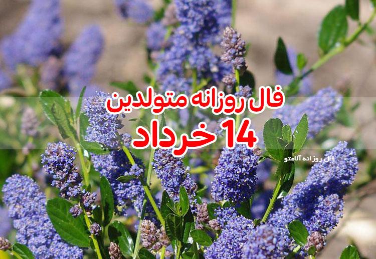 فال روزانه 14 خرداد 1400