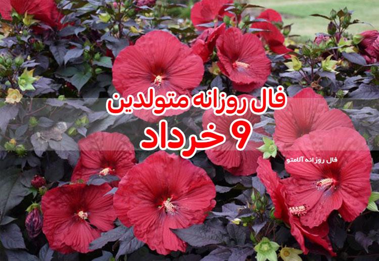فال روزانه 9 خرداد 1400