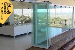 انواع آینه های دکوراتیو و تراش آینه و کاربرد آن ها
