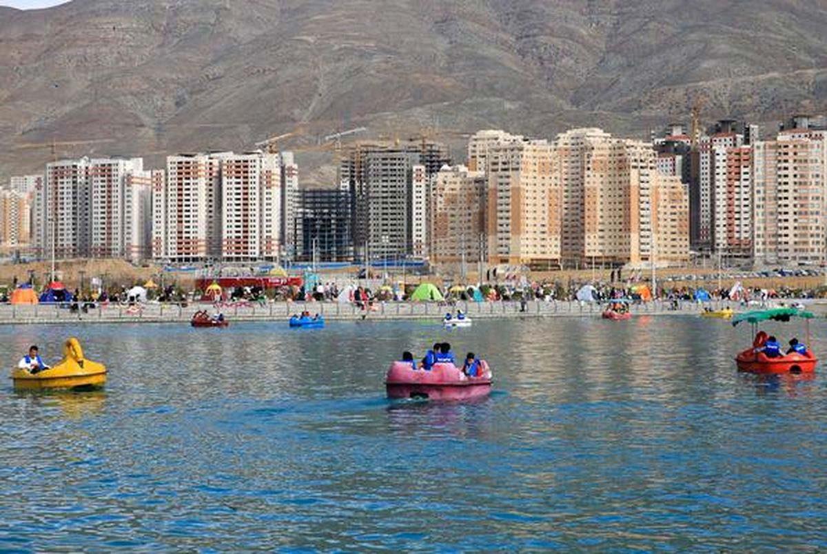 جاهای رو باز برای گردش در تهران